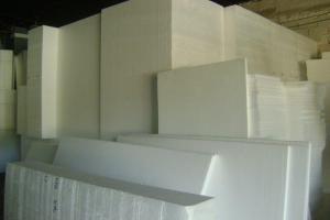 Fábrica de isopor